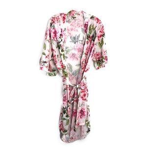 Show Me Your MuMu Brie Robe Kimono OSFM